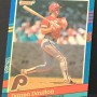 Darren Daulton Catcher Baseball Card Front II