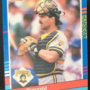 Don Slaught Baseball Card II