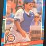 Hector Villanueva Baseball Card Front II