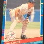 Jim Leyritz Baseball Card Front
