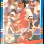 John Marzano Catcher Baseball Card Front I