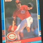 Cincinnati Reds Pitcher Rob Dibble